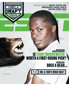 May 12, 2014 - Teddy Bridgewater