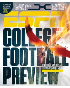 August 18, 2014 - College Football Preview