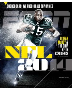 September 1, 2014 - LeSean McCoy