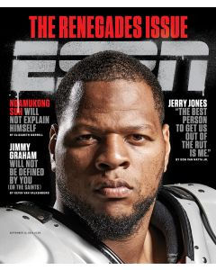September 15, 2014 - Ndamukong Suh