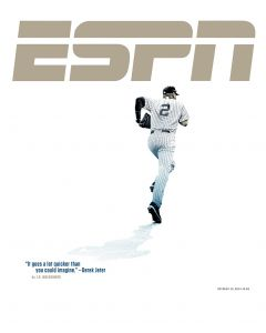 October 13, 2014 - Derek Jeter