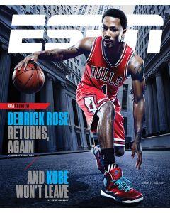 October 27, 2014 - Derrick Rose