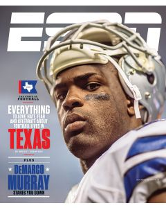 November 24, 2014 - DeMarco Murray