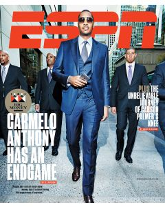 December 8, 2014 - Carmelo Anthony