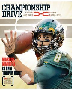 January 5, 2015 -  Marcus Mariota