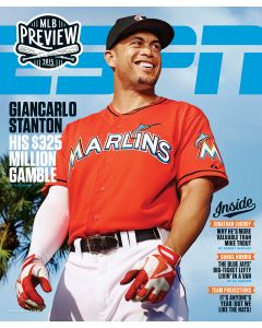 March 30, 2015 - Giancarlo Stanton