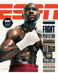May 11, 2015 - Floyd Mayweather