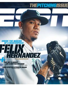 May 25, 2015 - Felix Hernandez