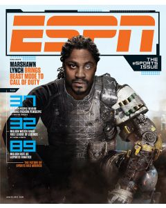 June 22, 2015 - Marshawn Lynch