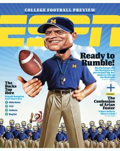 August 17, 2015 - Jim Harbaugh