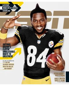 December 7, 2015 - Antonio Brown