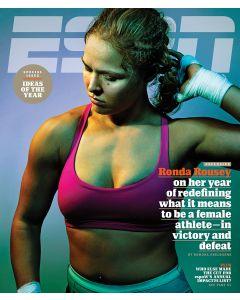 December 21, 2015 - Ronda Rousey