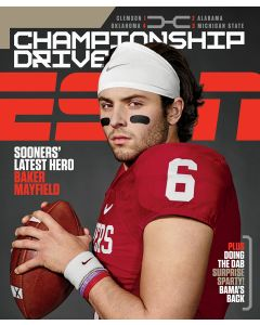 January 4, 2016, Baker Mayfield