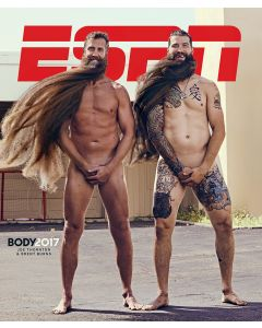 July 17, 2017-Joe Thornton and Brent Burns