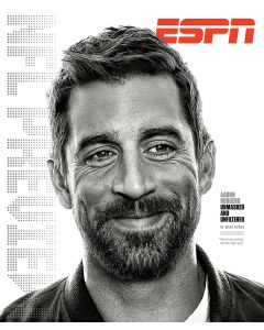 September 18, 2017-Aaron Rodgers