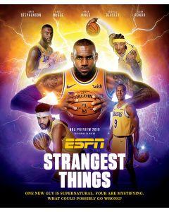 October 29, 2018 - Strangest Things
