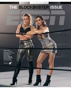 August 1, 2019 - Becky Lynch and Alison Brie