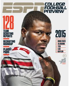June 1, 2015 - Cardale Jones