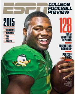 June 1, 2015 - Royce Freeman