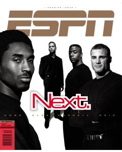 March 23, 1998 - Kobe Bryant; Alex Rodriguez; Kordell Stewart; Eric Lindros