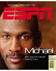 April 6, 1998 - Michael Jordan