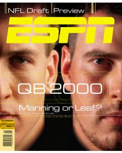 April 20, 1998 - Ryan Leaf; Peyton Manning
