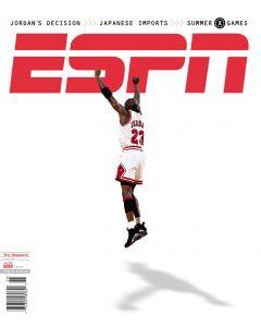 June 29, 1998 - Michael Jordan