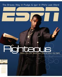July 13, 1998 - Deion Sanders