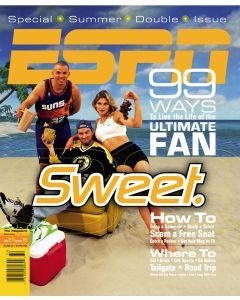 July 27, 1998 - Jason Kidd, The Rick, Gabrielle Reece