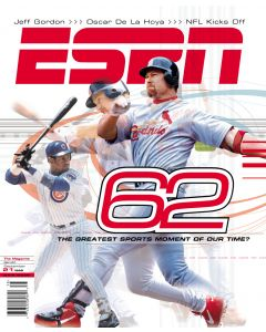 September 21, 1998 - Mark McGwire, Sammy Sosa,