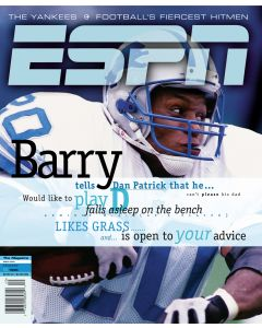 October 5, 1998 - Barry Sanders