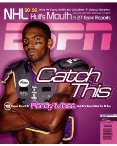 October 19, 1998 - Randy Moss