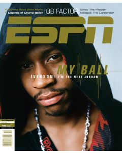 November 16, 1998 - Allen Iverson