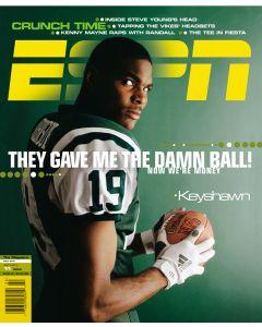 January 11, 1999 - Keyshawn Johnson