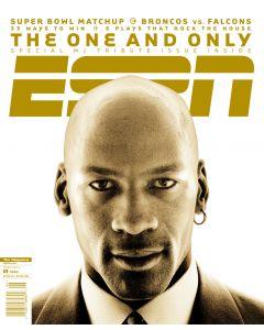 February 8, 1999 - Michael Jordan