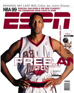 February 22, 1999 - Scottie Pippen