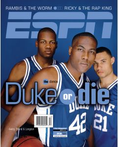 March 22, 1999 - Elton Brand; Trajan Langdon; William Avery