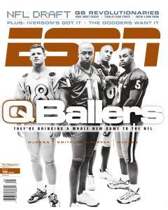 April 19, 1999 - Dante Culpepper; Donovan McNabb; Cade McNown; Akili Smith