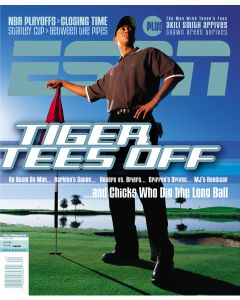 June 14, 1999 - Tiger Woods