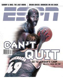 October 4, 1999 - Michael Jordan