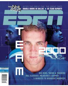 October 18, 1999 - Peyton Manning; Marvin Harrison; Edgerrin James
