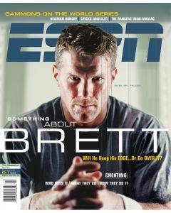November 1, 1999 - Brett Favre