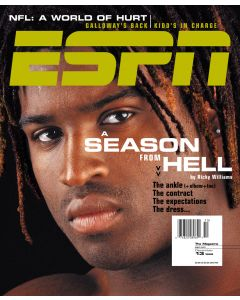 December 13, 1999 - Ricky Williams