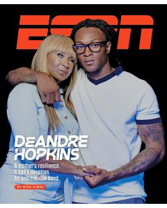 October 16, 2019 - DeAndre Hopkins and Mom