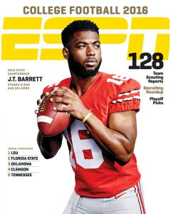 June 7, 2016, J.T. Barrett